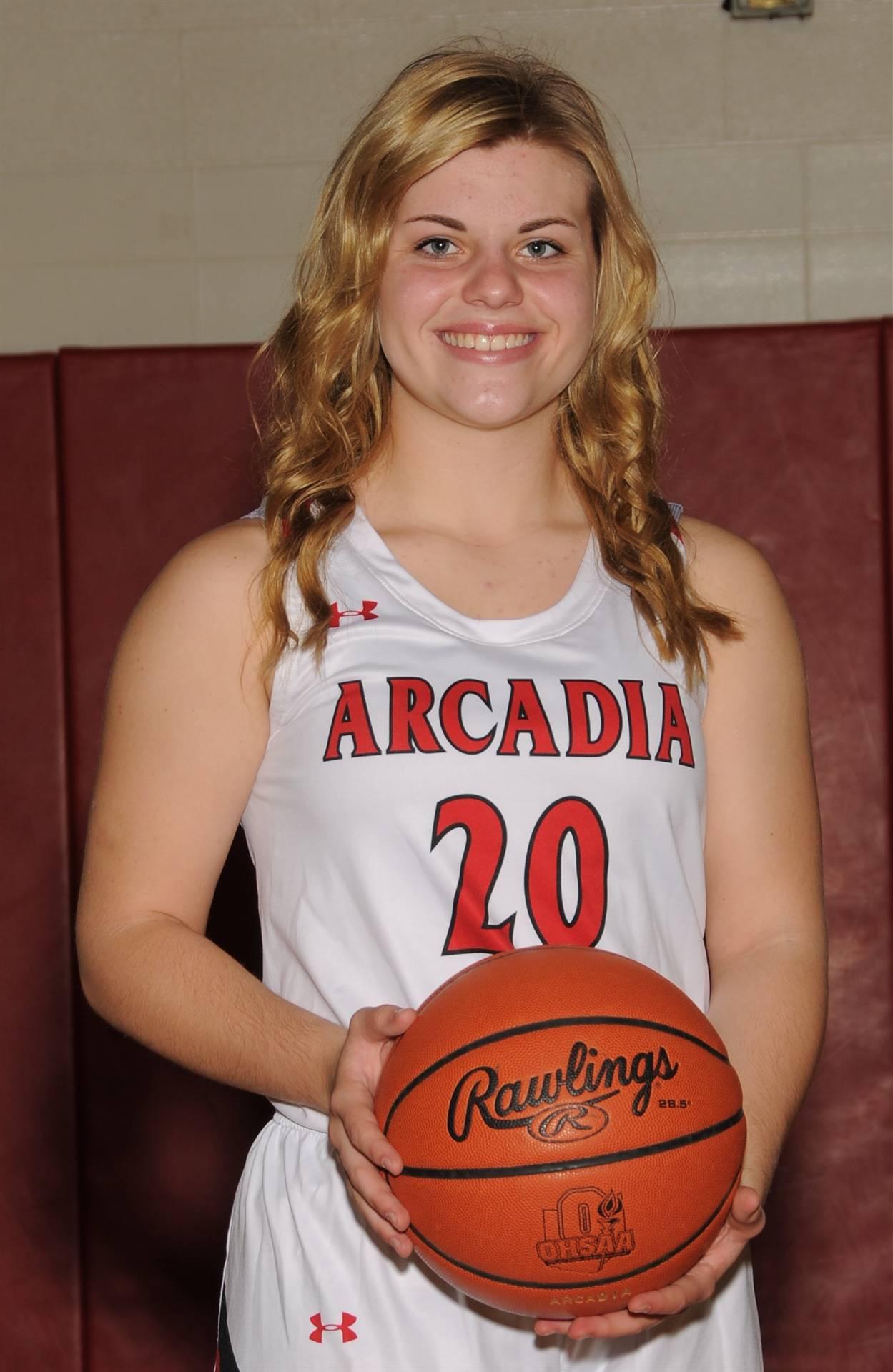 Isabell Munday - Basketball