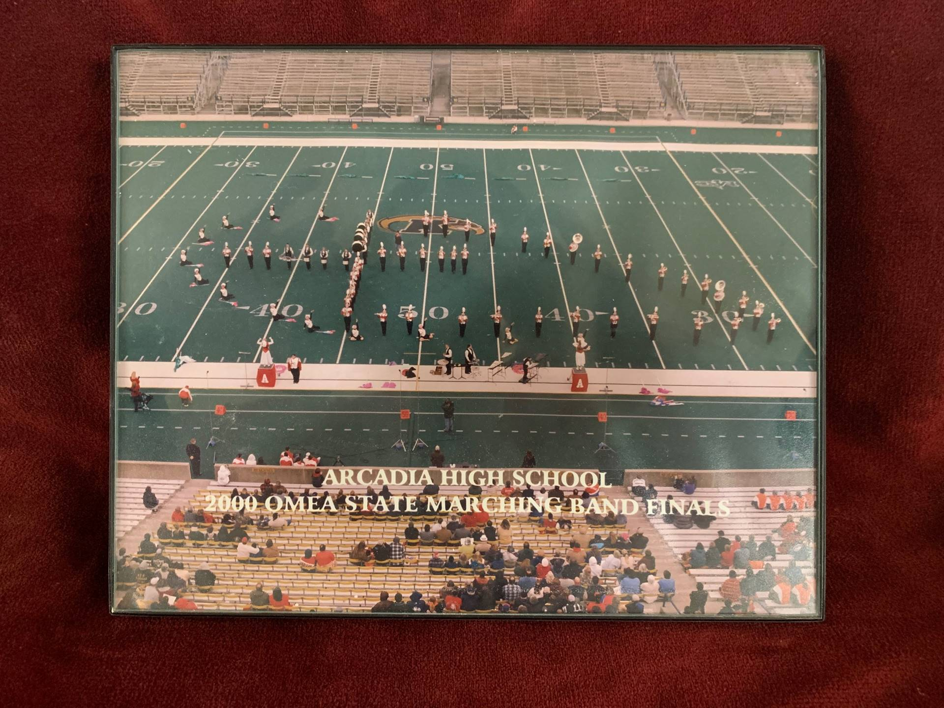 State Marching Band Finals