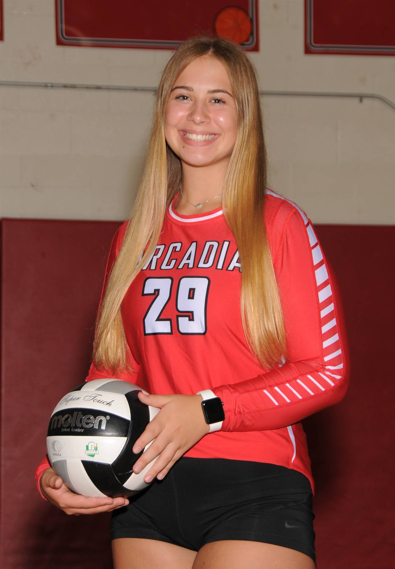 Hailey Connor - Volleyball