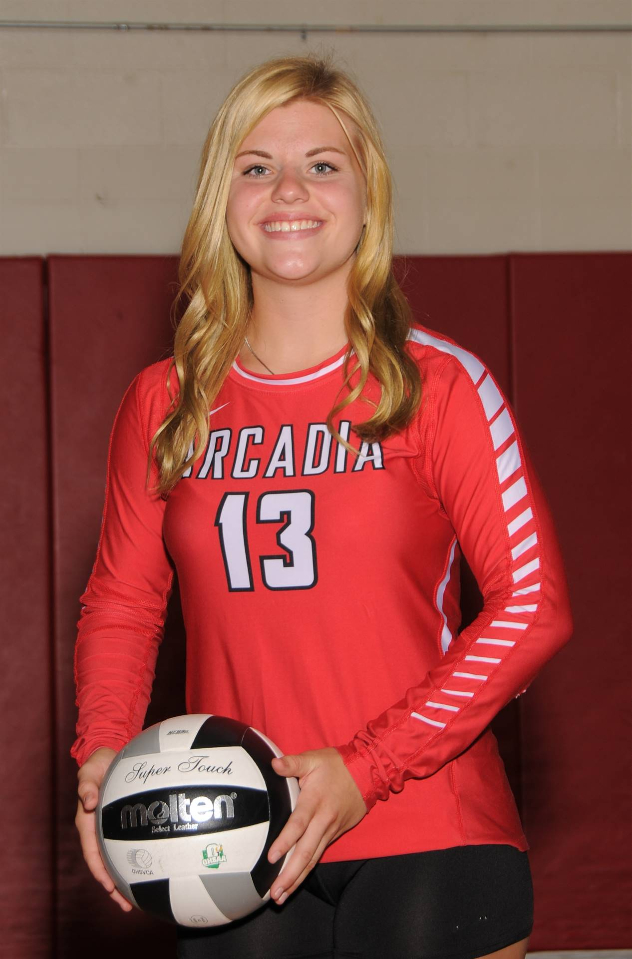 Isabelle Mundy - Volleyball