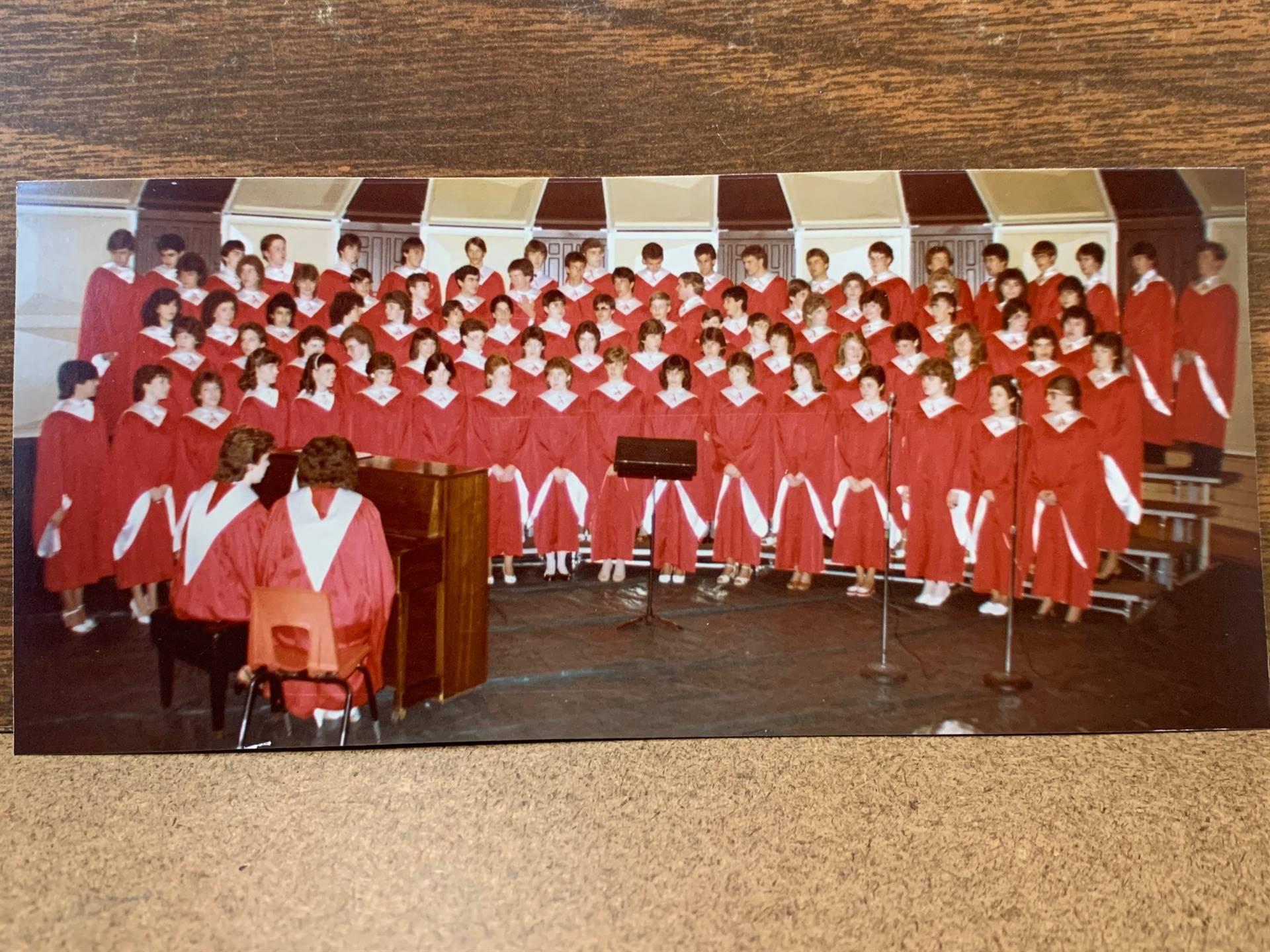 Unknown choir