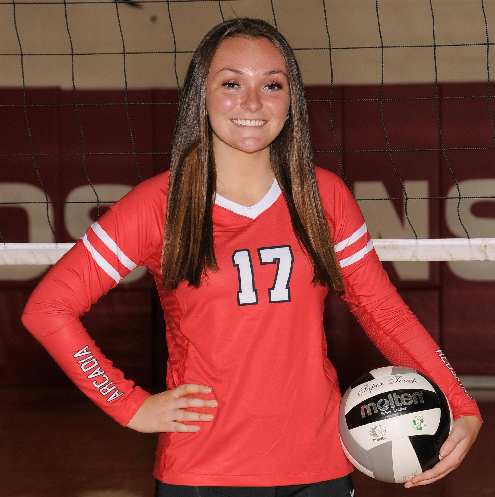 Breanna Chambers - Volleyball